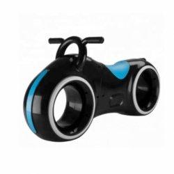 Беговел Star One Scooter - DB002 черно-синий (устойчивые колеса, подсветка, музыка)